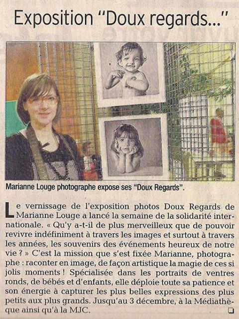 Dauphiné Libéré - 17 Novembre 2011